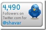 Twitter Followers Stats