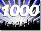 賢威テンプレートの販売本数が1000本を達成