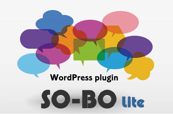 ソーシャルプラグイン「SO-BO Lite:ソーボ ライト」